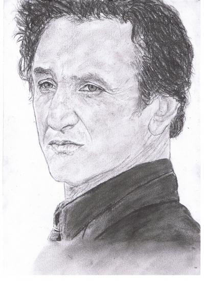 Sean Penn por Tiagolima93